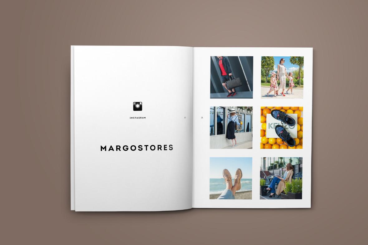 Каталог для Марго. Концепция дизайн и верстка от Alex Koin Design